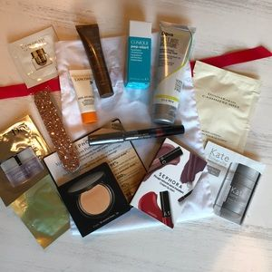 Beauty bag minis! Sephora brands never used.